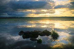 Silver lining (melliottohaire) Tags: sunrise hudsonriver