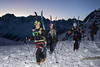 Franchissement du col de Tsena Refien (Patrouille des Glaciers) Tags: patrouille des glaciers 2018 pdg