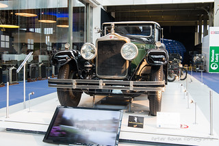 Minerva Type AE Faux Cabriolet - 1929