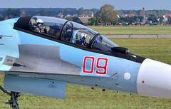 Su-30SM  Falcons of Russia (maxsafaniuk) Tags: su30 su30sm lida grogno belarus airbase aviation airport airplane aircraft airways airbus airforce nationalairportminsk лида гродно беларусь су30 су30см сололыроссии авиация аэропорт авиабаза аэродром самолет