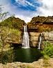 La Cimbarra (Aldeaquemada) (bstacruzphotography) Tags: paisaje agua aldeaquemada cimbarra cascada cascadas