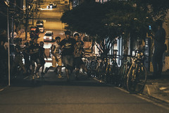 _MG_4487 (catuo) Tags: cycling cyclingteam people portrait sportphotography sport streetphotography street race racing bike trackbike bicicleta colombia carrera ciclismo canon noche alleycat