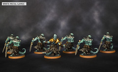Reptisaurian Warrior Minions - Massive Darkness (whitemetalgames.com) Tags: reptisaurian reptisaurians reptile people saurians saurus reptilians lizardmen lizard men lizardman massive darkness cool mini or cmon board game boardgame kickstarter pathfinder dnd dd dungeons dragons dungeonsanddragons 35 5e whitemetalgames wmg white metal games painting painted paint commission commissions service services svc raleigh knightdale knight dale northcarolina north carolina nc hobby hobbyist hobbies miniature minis miniatures tabletop rpg roleplayinggame rng warmongers enemy box