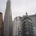 San Francisco California - Columbus Tower aka Sentinel Building - Transamerica Pyramid Building