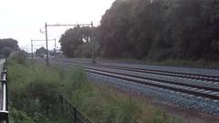 Toen de (omgeleide ) CNL CityNightLine Trein nog door Blerick Nederland kwam ! (Treinemanke) Tags: omgeleide cnl citynightline trein treinen blerick nederland 21 juli 2016