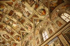 Capela Sistina (airtoncontato) Tags: sistina capelasistina vaticano papa arte michelangelo