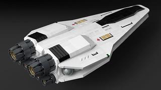 Vera Class Medical Shuttle