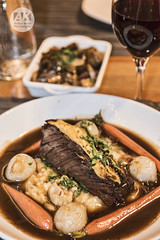 Braised Beef Short Ribs (All About Light!) Tags: wine winereview foodpairing food foodie sf photographer arthurkochphotography