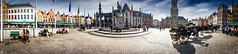 Bruges 2018 (14) -panorama Landscape (YᗩSᗰIᘉᗴ HᗴᘉS +14 000 000 thx) Tags: landscape panorama bruges 7dwf town city cityscape belgium europa aaa namuroise look photo friends be wow yasminehens interest intersting eu fr