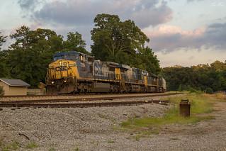 CSX Q580-09 at N Emerson