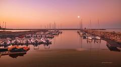 petit port ( Sète ) (gillesfournier005) Tags: sète petit port couleur eau mer d5100 matin bateaux soleil