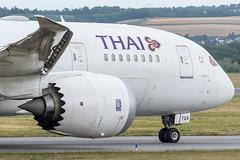 B788_TG937 (VIE-BKK)_HS-TQA_2 (VIE-Spotter) Tags: vienna vie airport airplane flugzeug flughafen planespotting wien