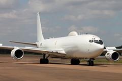 165918 E-6B United States Navy (ChrisChen76) Tags: fairford e6b b707 usn unitedstatesnavy usa