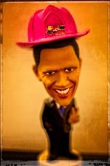 PUTIN OUT THE FIRES (akahawkeyefan) Tags: obama davemeyer fire helmet pink
