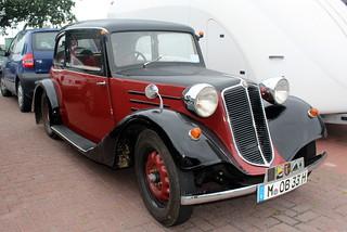 1935 Tatra 75