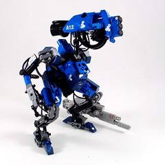 A12 Hitter Mech #BMDCold (Marco Marozzi) Tags: lego legomech legodesign legomecha marozzi marco moc mecha mech robot walker