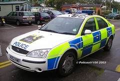Norfolk Police Ford Mondeo LX AO52 NWF (policest1100) Tags: norfolk police ford mondeo ao52 nwf lx