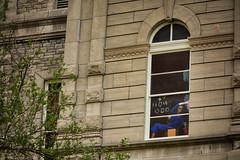How Odd (flashfix) Tags: july232018 2018inphotos ottawa ontario canada nikond7100 55mm300mm display art artcourt downtown window building architecture city manikin