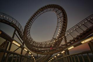 Magic Mountain - Roller Coaster