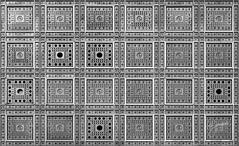 Institut du Monde Arabe, Paris (vjcz) Tags: minimalismus architektura textura minimalist architecture texture facade paris france institut du monde arabe monochrome paříž černobílý