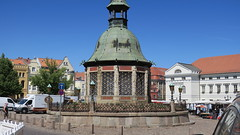 Hansestadt Wismar (krutzimuc) Tags: germany deutschland mecklenburgvorpommern meer outdoor ostsee urlaub city freizeit gebäude schiffe segelschiff weltkulturerbe architektur