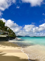 Lanikai Beach, Hawaii (Seymour Lu) Tags:
