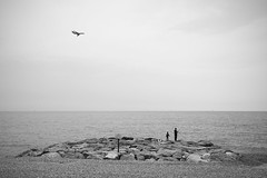 (Mikko Luntiala) Tags: 2018 airplane aviation bw beach blackandwhite d600 fishing flying france ihmiset june kalastaminen kalastus kesä kesäkuu lentokone lentäminen mustavalkoinen mediterraneansea meri mikkoluntiala nice nikond600 nizza people promenadedesanglais ranska ranta sea shore summer tamronsp70200mmf28divcusdg2 välimeri