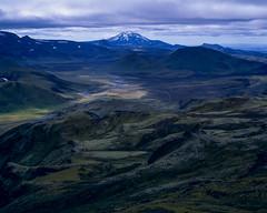 Hekla (JaZ99wro) Tags: exif4film iceland pentax67ii e6 velvia50 tetenal3bathkit islandia highlands f0351 opticfilm120 volcano analog film