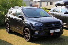 Yorkshire Ambulance Service Unmarked Ford Kuga ST-Line Ambulance Officer Car (PFB-999) Tags: yorkshire ambulance service yas unmarked ford kuga stline 4x4 officers car vehicle unit light module grilles dashlight leds rescue day 2018