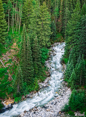 Raging Yule Tides (KRHphotos) Tags: colorado marble blurredwater landscape stream forest nature carbondale unitedstates us