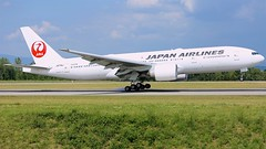 JA710J (Breitling Jet Team) Tags: ja710j japan airlines euroairport bsl mlh basel flughafen lfsb
