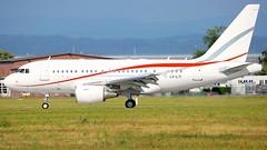 LX-LTI (Breitling Jet Team) Tags: lxlti global jet luxembourg euroairport bsl mlh basel flughafen lfsb