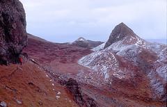 Isle of Skye, 1975 (M McBey) Tags: scotland skye quiraing mountain landslip hills mountains nikkormatftn 50mmf20ai