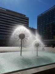 FF - Fantastic Fountain (Tobi_2008) Tags: brunnen wasser water stadt town dresden sachsen saxony deutschland germany allemagne germania