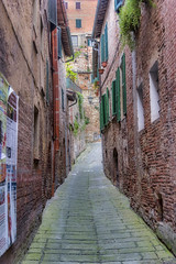 Montepulciano Alley Soft (dcnelson1898) Tags: montepulciano tuscany italy hilltown