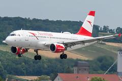A319_OS130 (FRA-VIE)_OE-LDA_1 (VIE-Spotter) Tags: vienna vie airport airplane flugzeug flughafen planespotting wien