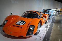 Petersen Automotive Museum (Phil Roeder) Tags: losangeles california petersenautomotivemuseum automobiles automobile automotive cars car museum porsche leica leicax2