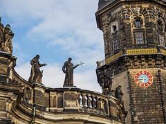 Dresden, Hofkirche (Digicam-Beratung) Tags: baudenkmäler deutschland dresden ostdeutschland sachsen de
