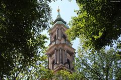 Sophienkirche, Berlin (philippeguillot21) Tags: berlin sophienkirche deutschland allemagne europe mitte église iglesia pixelistes canon flèche clocher