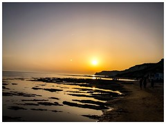 """Sunset on the Turkish Scale """"Agrigento"""" (bonannellacarmelo) Tags: life sicily sea agrigento summer tramonto"""