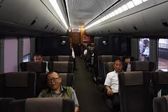 JR Kyushu 787 (BM-8), Hakata (Howard_Pulling) Tags: japan rail railway zug bahn train trains trainsinjapan japanese howardpulling photo picture gare