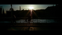 Stockholm, Sweden (emrecift) Tags: candid portrait street cityscape photography sunset golden hour backlit silhouttes stockholm sweden cinematic lightroom presets 2391 anamorphic leica m8 voigtlander 35mm f14 emrecift
