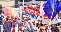 2018.06.26 Muslim Ban Decision Day, Supreme Court, Washington, DC USA 04031