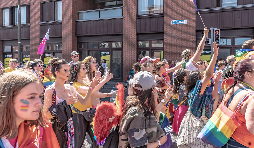 ABOUT SIXTY THOUSAND TOOK PART IN THE DUBLIN LGBTI+ PARADE TODAY[ SATURDAY 30 JUNE 2018]-141736