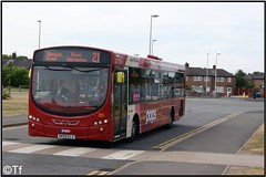 Warrington's Own Buses - DK09 ELX (2) (Tf91) Tags: warrington warringtonbus warringtonboroughtransport networkwarrington warringtonsownbuses volvo eclipse wrighteclipse b7rle 89 dk09elx pops orford