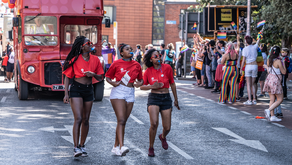 ABOUT SIXTY THOUSAND TOOK PART IN THE DUBLIN LGBTI+ PARADE TODAY[ SATURDAY 30 JUNE 2018] X-100149