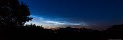 Noctilucent Clouds 3rd July 2018 (Jeremy Gadd) Tags: noctilucentclouds nocturnalwonderland landscapephotography summer night nightskyphotography nightphotography space stars sky nightscape nightsky astrophotography longexposure weather landscape nature ulster