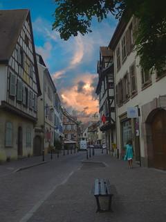 grand rue (Colmar, F)