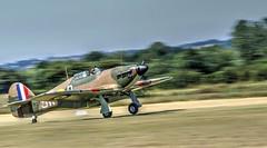Spitfire (saundersfay) Tags: spitfire dc10 tigermoth messerschmitt aircraft headcorn