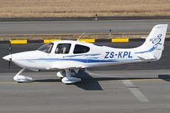 ZS-KPL 11062018 (Tristar1011) Tags: fala lanse hla johannesburg cirrusaircraft cirrus mogalainvestmentsptyltd sr22 zskpl